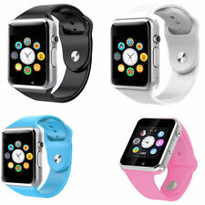 Waterproof A1 Smart Watch Bluetooth GSM Sim Phone Camera For Android/iOS NEW