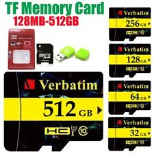 32GB Micro TF Flash Memory Card SD Card 8-512GB Class 10 for Camera Mobile Lot