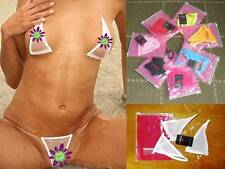 For The Muy Atrevido! Extremo Ultramicro Transparente Bikini - Varios Colores