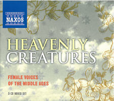 Oxford Camerata - Heavenly Creatures: Female Voices of the Middle Ages