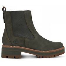 Bottines Timberland Courmayeur Valley Ch Olive