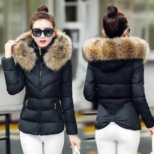 Warm Winter Women Parkas Thick Cotton Slim Hooded Women Jacket Coat Casual Femal