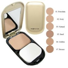 3 x Max Factor Facefinity Compact Fond de teint 10g - Choose Your Shade