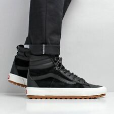 9efce6d7f146f9 Vans Men s New SK8-Hi MTE DX Water Repellent Boots Black Marshmallow White
