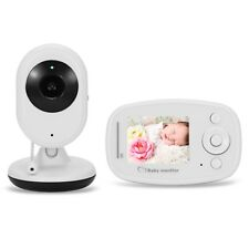 2.4GHz LCD Display Night Vision Wireless Video Baby Monitor