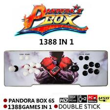 Retro Spielkonsole Handheld 1388In1 Video Spiele Double Stick Arcade Pandora Box