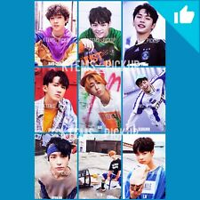 Stray Kids I am who album official behind photocard Photo card