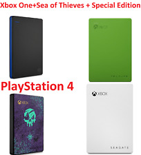 Seagate 1 2 4 8Tb Console External PS4 Xbox Portable Gaming Hard Drive UK ⭐⭐⭐⭐⭐