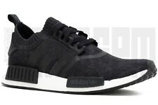 Adidas NMD R1 PRIMEKNIT 6 7 8 9 10 WINTER WOOL BLACK BOOST nomad japanese