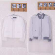 New Garment Protector Storage Bags Suit Case Dust-Proof Covers Clothing Cover