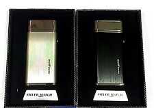Silver Match Electronic USB Igniter/Lighter in Gift Box various variation/Colour