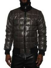 DUVETICA GRECO BOMBER U.441.00 LEAD winter down jacket man