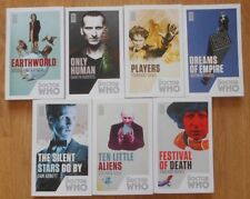 50th Anniversary Reprint Doctor Who Books: Mint/Near Mint