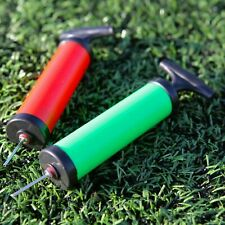 FH FOOTBALL PUMP SOCCER RUGBY Ball Pump INFLATING ADAPTOR NEEDLE UK SELLER