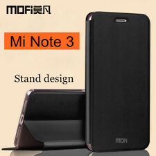 Xiaomi Mi Note 3 Flip Case Leather Silicone Back Hard Cover Gift Her Him Fancy