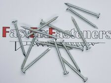 Electro Galvanised Annular Ring Shank Nails  40mm 50mm 65mm 75mm