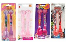 Children's / Kids Character Cutlery Set, AVENGERS,Despicable me,My pony,Trolls