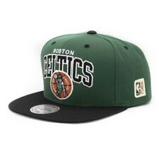 Mitchell & Ness Boston Celtics Team Arch Snapback Casquette NBA 2.0