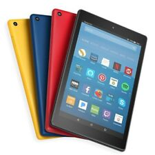 Brand New Kindle Fire 7 Tablet with Alexa 8GB - Black/Blue/Yellow/Red - UK SELL