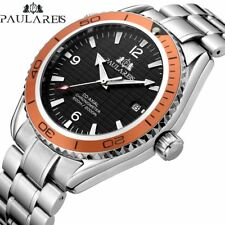 Best New Paulareis Men's Watch Automatic Mechanical Stainless Steel