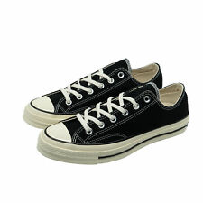 723ac56ab3ee Converse CHUCK TAYLOR ALL STAR  70 OX Sneakers Chucks Shoes Black 5-11  162058C