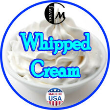Flavor Concentrates - WHIPPED CREAM - USP KOSHER