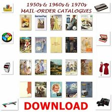 1950s & 1960s & 1970s Mail-Order Catalogues Download Pdf