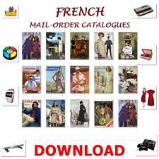1960s 70s 80s 90s 2000s La Redoute French Mail Order Catalogue Download Office Equipment & Supplies Other Office Equipment