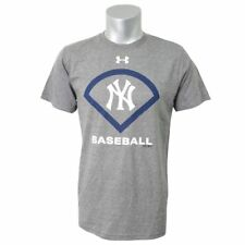 New York Yankees MLB Men's Under Armour Performance Icon T-Shirt, NWT