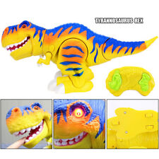 Remote Control RC T Rex Dinosaur Electronic Toy Action Figure Moving