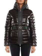 DUVETICA AGLAURA WENGE BROWN 22-D.2550.00/1035.R winter down jacket woman