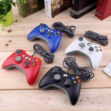 UK Xbox 360 Controller USB Wired Game Pad For Microsoft Xbox 360 Windows PC