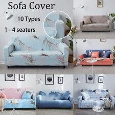 1 2 3 4 Seater Modern Sofa Covers Modern Slipcovers Elastic Soft Couch Protector