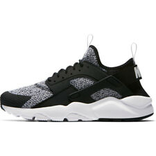 NIKE AIR HUARACHE RUN ULTRA SE - BLACK/WHITE - 875841 010 - UK 7.5, 9, 10, 11,12