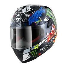CASCO MOTO INTEGRALE SHARK RACE-R PRO CARBON LORENZO CATALUNIA FIBRA DI CARBONIO