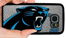 Carolina Panthers Funda para Teléfono Samsung Note & Galaxy S3 S4 S5 S6 S7 Edge
