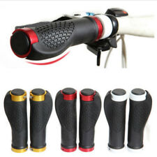 1 Pair Bicycle Handle Anti-slip Cycling Grips Bike Handlebar MTB Rubber Mountain