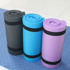 Non-slip Durable Yoga Mat Pad Trainer Exercise Fitness Gym NBR Lose Weight Pad