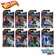 Hot Wheels 2017 Guardians of the Galaxy Vol. 2 - Infinity War Marvel Mattel