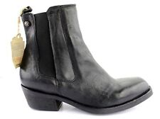 Diesel Mujer D-Chelsy Botines Zapatos Chelsea Boots Botines Black