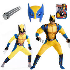 489343c2494 Wolverine claws X-men Hero Costume Action Figure Mask Kids Toys Logan Claws  ABS