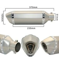 Motorcycle Exhaust Muffle Modified Scooter Akrapovic pipe Universal Motocross