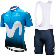 Completo Ciclismo PRO TEAM MOVISTAR 2018 set divisa cycling jersey MOVIESTAR
