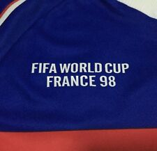 FRANCE Jersey Maillot Camiseta World Cup 1998 finale bresil zidane henry neuf