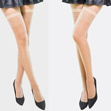 Sexy Women Mesh Thigh High Socks Long Ultrathin Stockings Hosiery Nightclub New