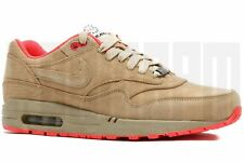 buy online ae4df 1d007 2013 Nike AIR MAX 1 MILANO QS 8 9 BEIGE SUEDE RED MILAN am1 atmos  wotherspoon