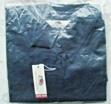WOMENS/GIRLS FRUIT OF THE LOOM LADY FIT OXFORD SHIRT L/S SIZE 18