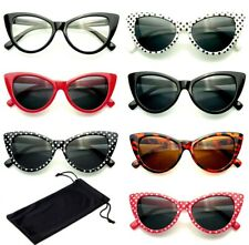 Classic Cat Eye Sunglasses Small Retro Vintage Women Fashion Shades Eyewear