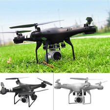 Wide Angle Lens HD Camera Quadcopter RC Drone WiFi FPV Live Helicopter Hover US