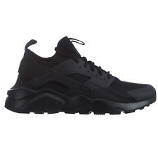 Nike Air Huarache Run Ultra All Black Sneaker Turnschuhe schwarz 819685 002 WOW
